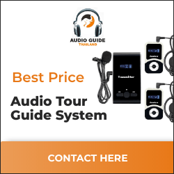 Audio Tour Guide System Thailand - Best Price